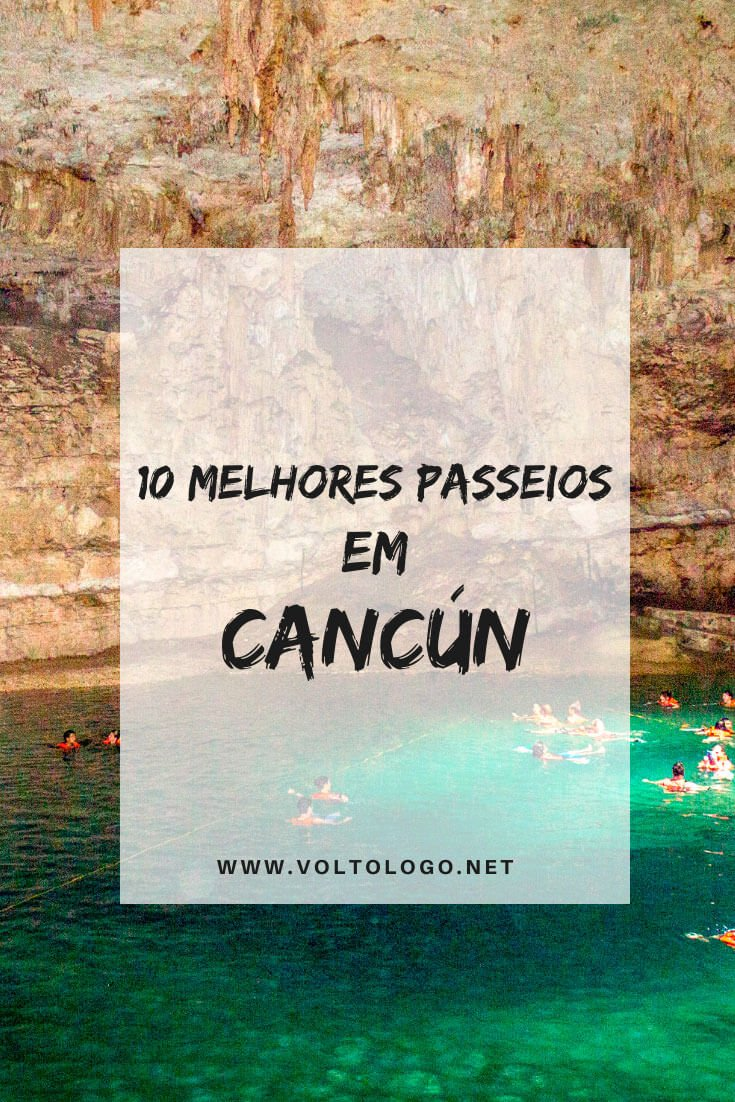 Melhores passeios em Cancún, no México: Descubra quais tours incluir no seu roteiro de viagem pelo Caribe.
