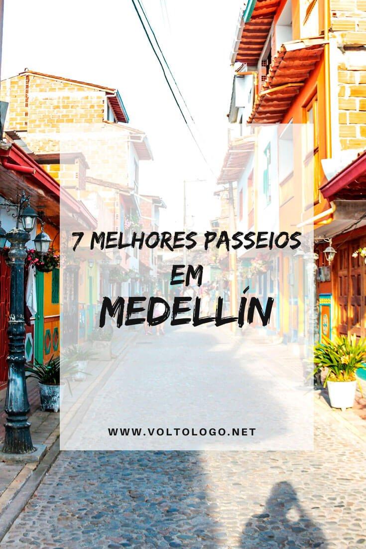 Melhores passeios em Medellín: Descubra quais são os melhores tours para você incluir no seu roteiro de viagem!