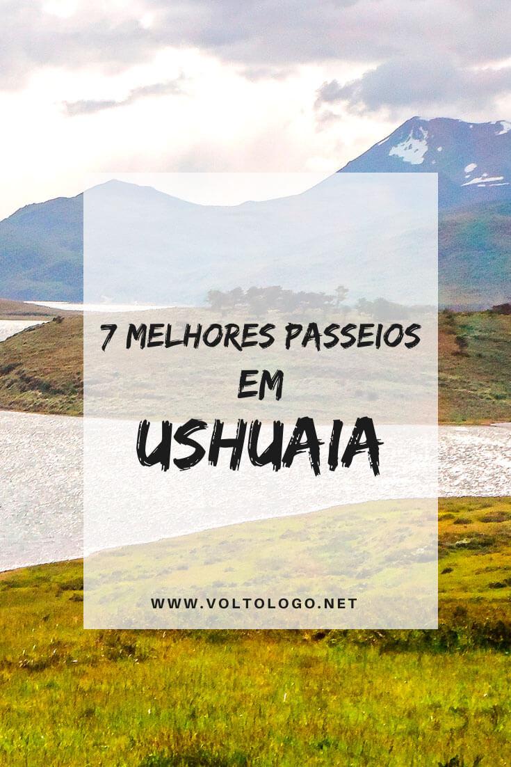 Melhores tours e passeios em Ushuaia, na Argentina: Descubra quais atividades incluir no seu roteiro de viagem pela Patagônia, e como comprar seus ingressos!