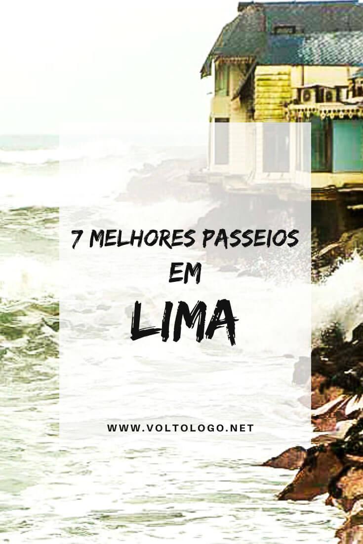 Melhores passeios em Lima, no Peru: Descubra quais são os tours mais legais para você incluir no seu roteiro de viagem!