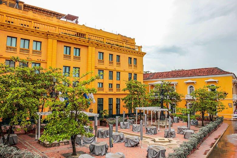 melhor city tour em Cartagena