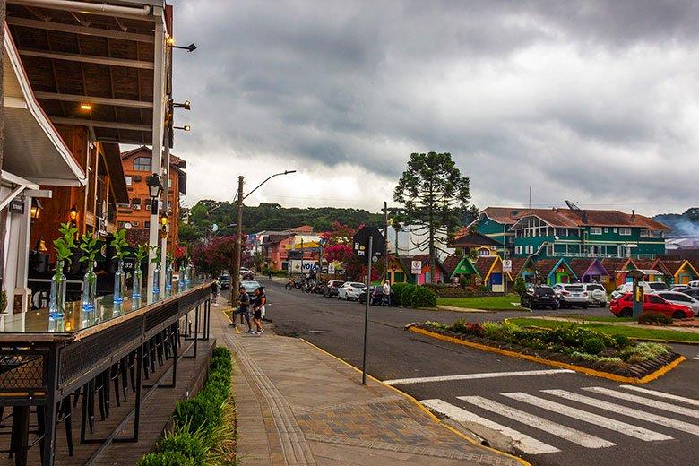 melhores bairros em Gramado