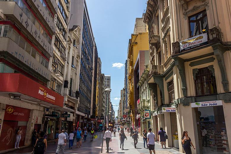 hospedagem em Porto Alegre