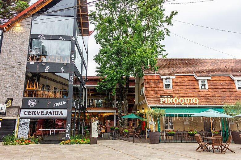 melhores bairros para ficar em Canela