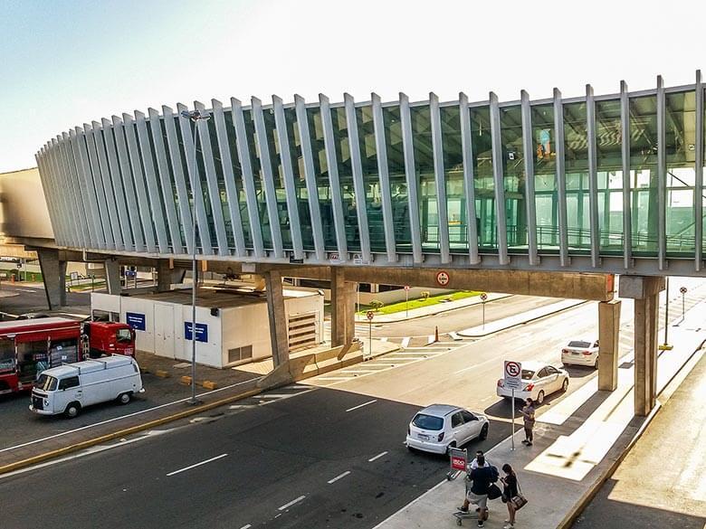 aeroporto em Gramado