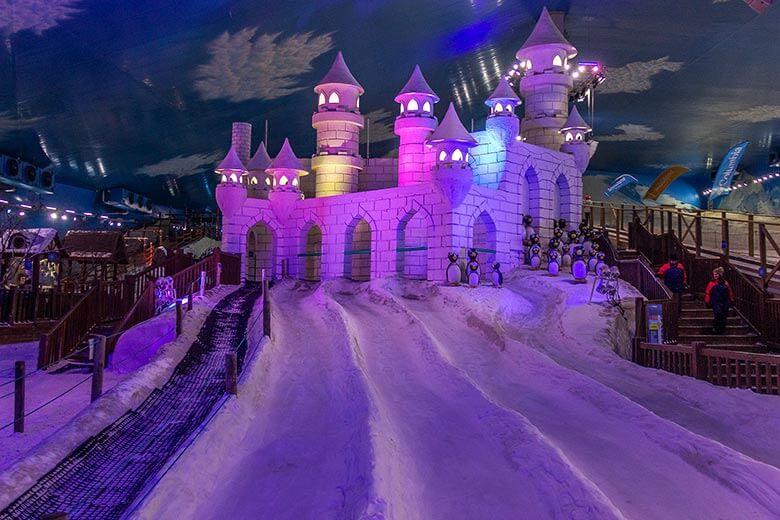Snowland Parque de Neve
