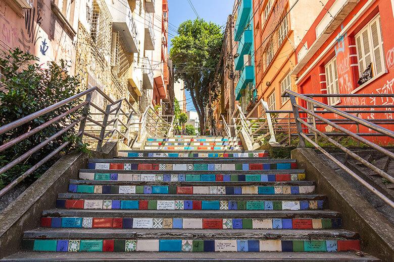 pontos turísticos em Porto Alegre
