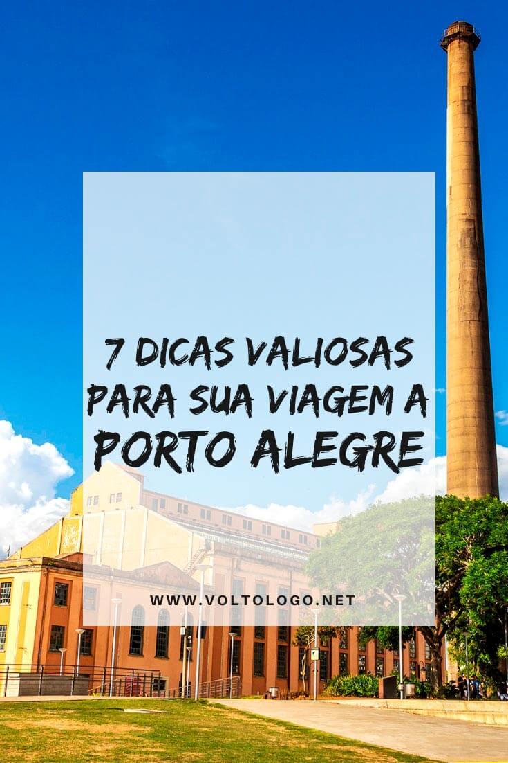 Viagem a Porto Alegre, no Rio Grande do Sul: Descubra tudo o que você deve saber para organizar o seu roteiro de viagem. [Quando ir, quantos dias ficar, onde se hospedar, o que fazer, onde comer e muitas outras dicas!]