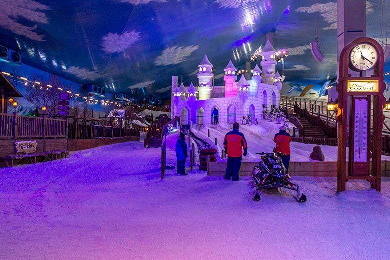 Snowland vale a pena?