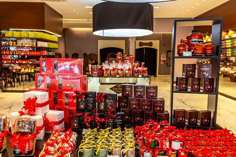 chocolateria em Gramado