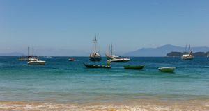 pousadas na Praia Grande em Ubatuba - dicas
