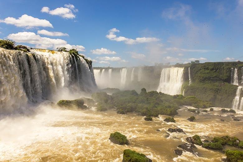 melhor época para viajar a Foz do Iguaçu