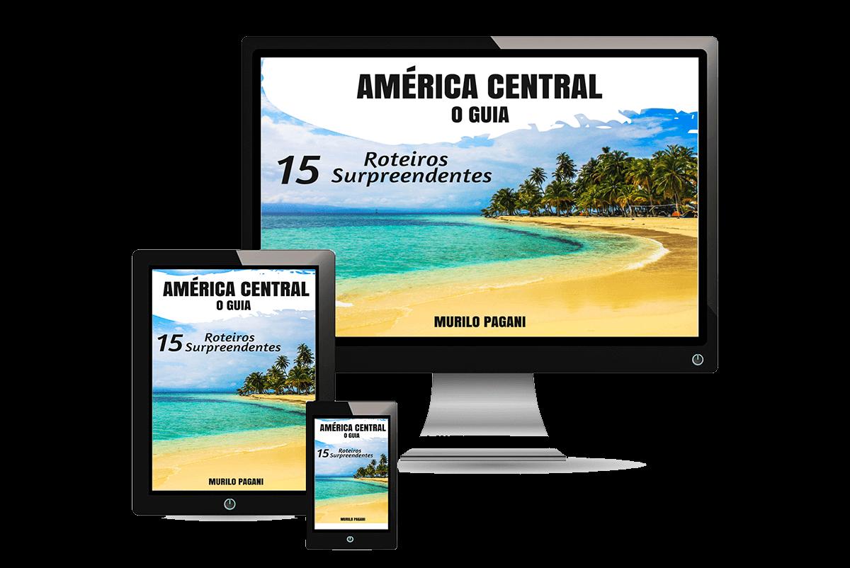 América Central - guia digital