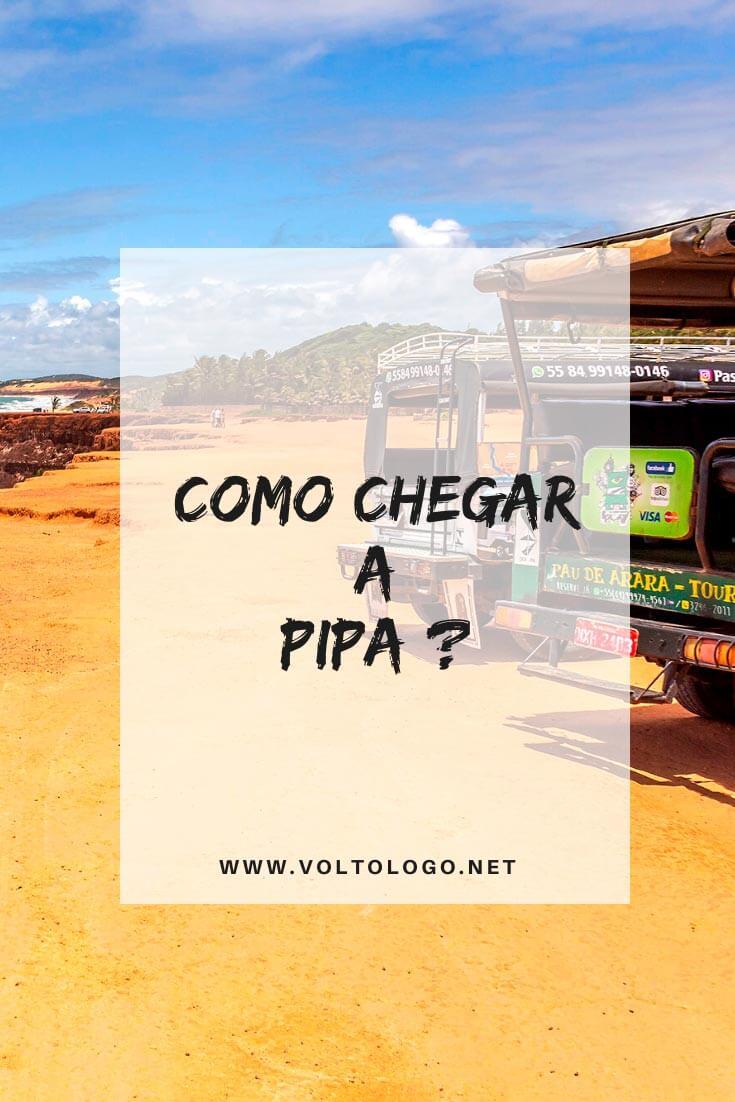 Como chegar na Praia de Pipa, no Rio Grande do Norte: Dicas de transportes saindo de diversos lugares. [Aeroporto de Natal, Praia de Ponta Negra e João Pessoa]