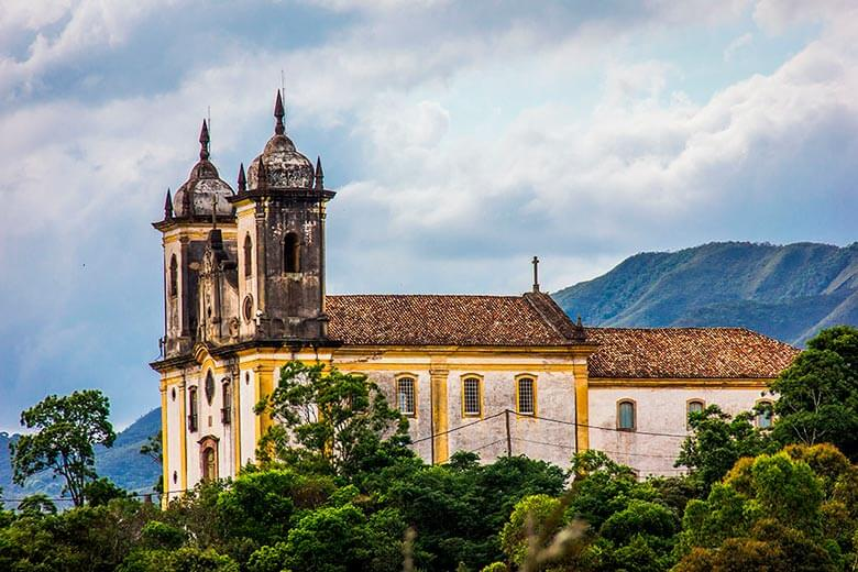 pontos turísticos em Ouro Preto