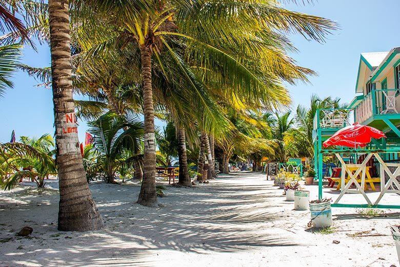 lugares para conhecer em Belize