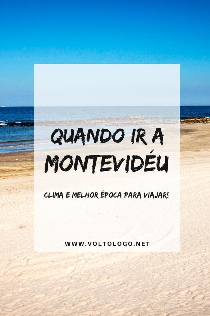 Quando ir a Montevidéu, no Uruguai: Descubra qual a melhore época para viajar, além de como é o clima durante cada estação do ano! [Alta e baixa temporada]