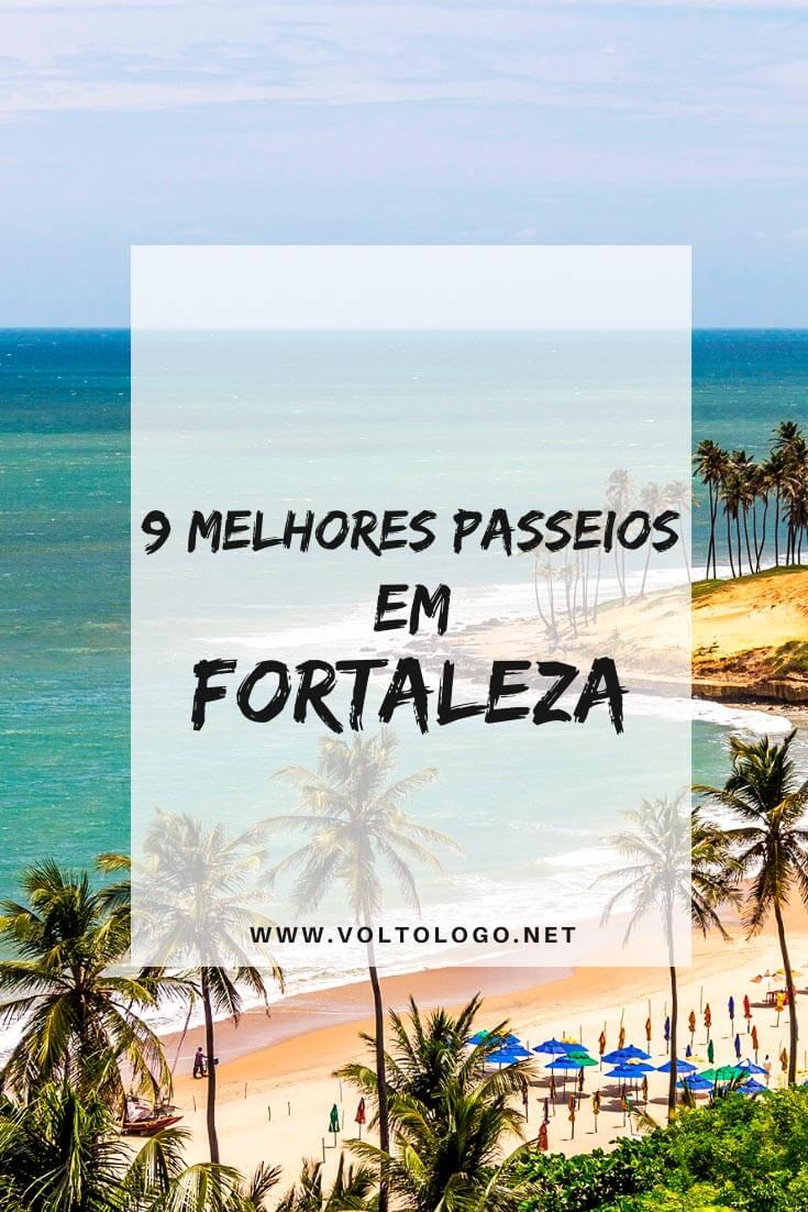 Passeios em Fortaleza, no Ceará: Descubra quais são os melhores tours e praias para você incluir no seu roteiro de viagem!