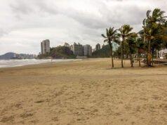 pousadas na Praia da Enseada - Guarujá