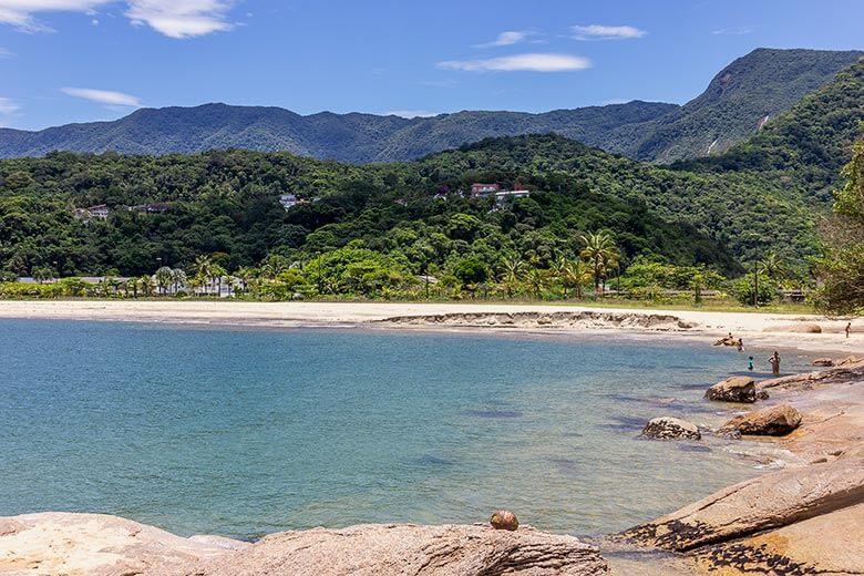 dicas de praias em Caraguatatuba