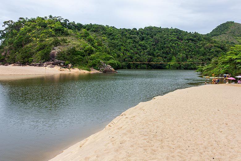 Lagoa Azul Caraguatatuba