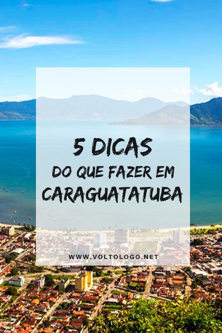 O que fazer em Caraguatatuba, no litoral de São Paulo: Descubra quais são as melhores praias, mirantes, passeios, atrações e pontos turísticos para incluir no seu roteiro de viagem!