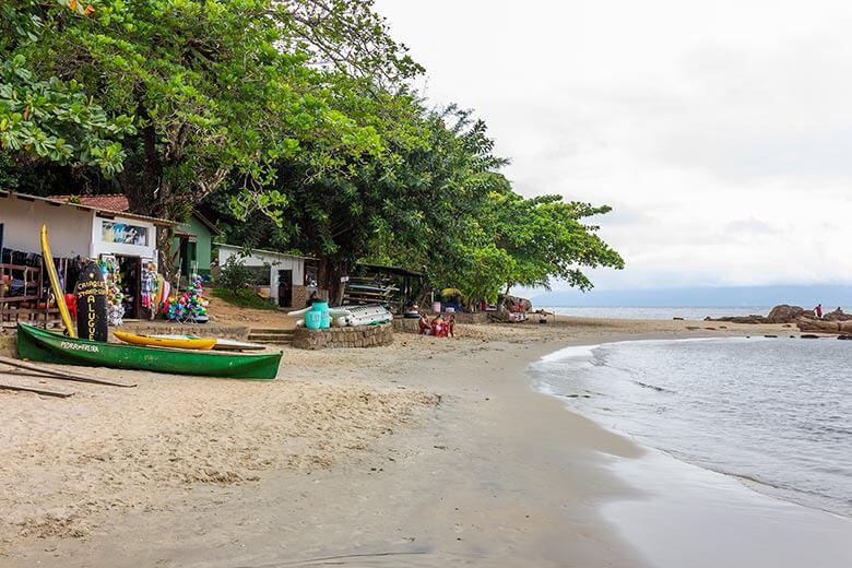 melhores praias de Cataguatatuba
