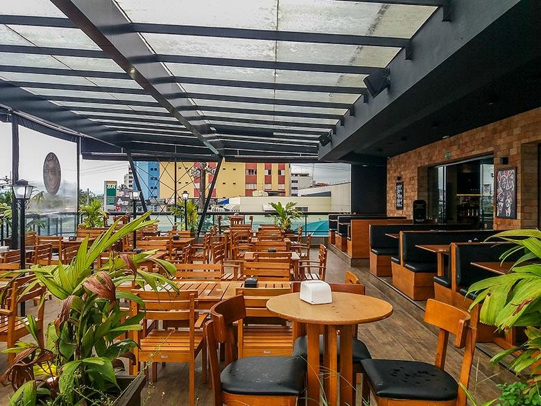 restaurantes em Caraguatatuba