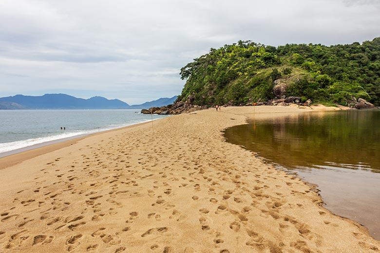 praias de Caraguatatuba