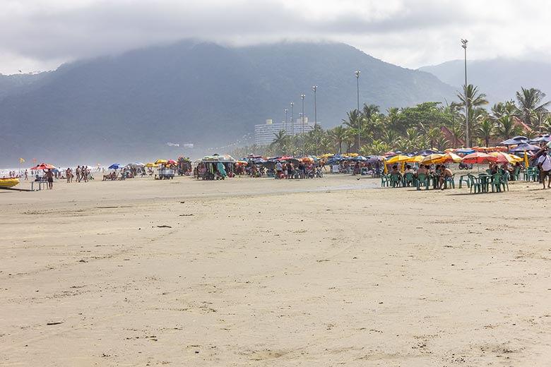hospedagem em Peruíbe