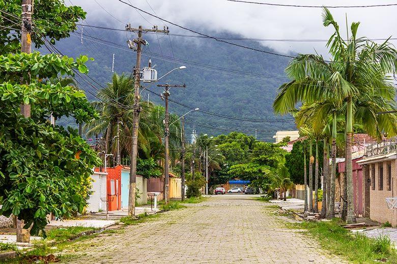 preço das pousadas em Peruíbe