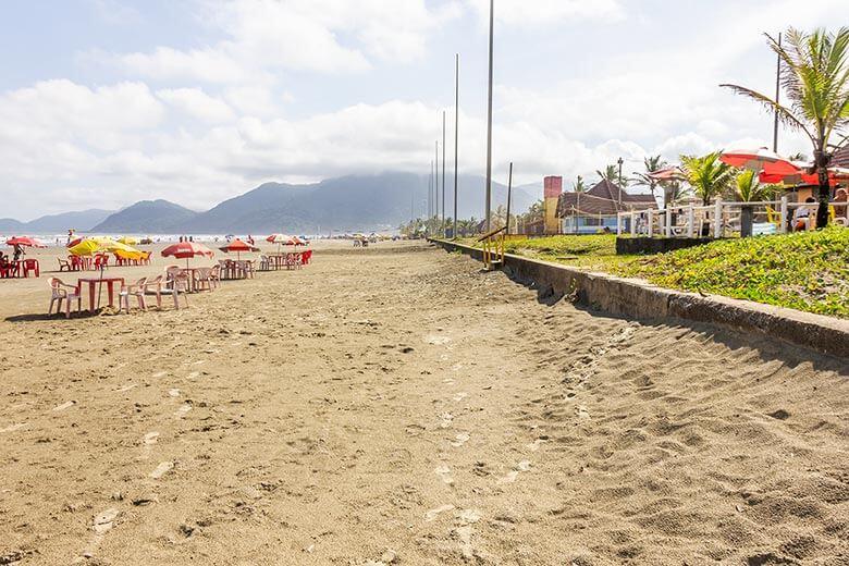 lugares para conhecer em Peruíbe