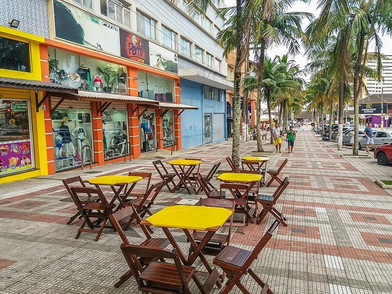lugares para ficar em Peruíbe