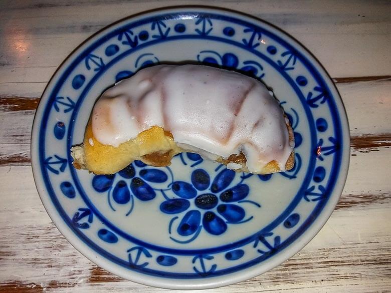 Pão de Maçã Peruíbe