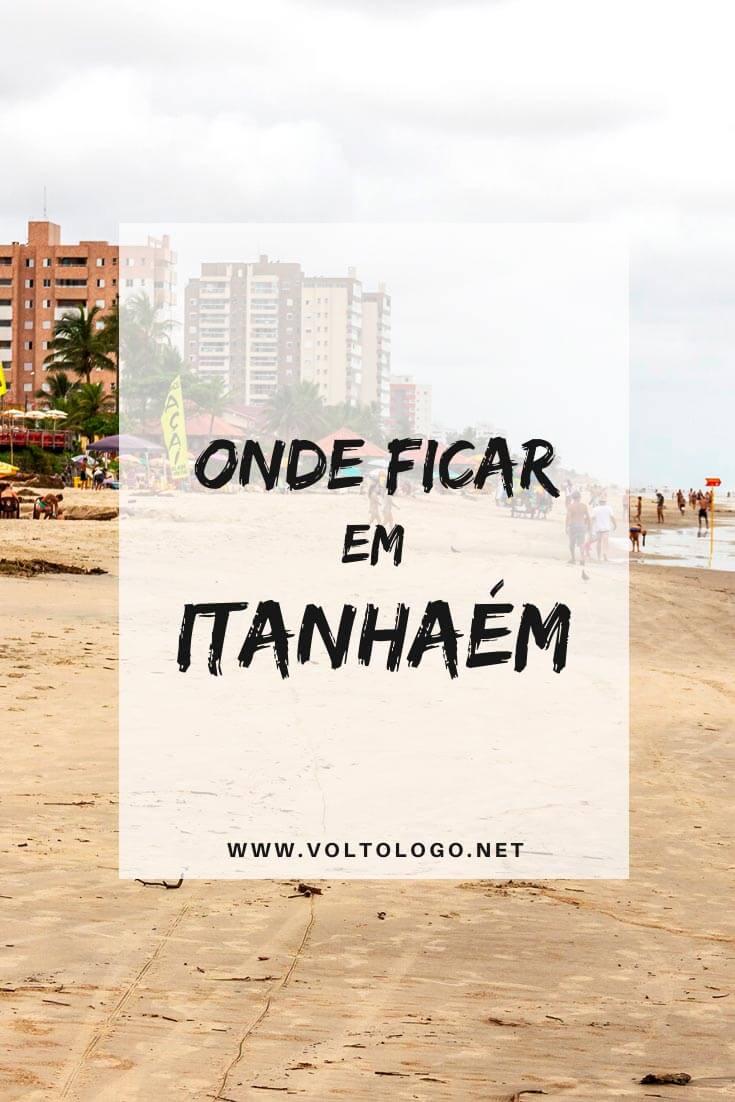 Onde ficar em Itanhaém, no litoral de São Paulo: Descubra quais são os melhores bairros e praias para se hospedar, além de hostels, hotéis e pousadas que valem a pena!