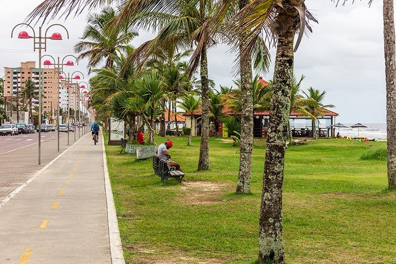 bairros para ficar em Itanhaém