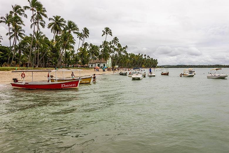 hotel na Praia dos Carneiros