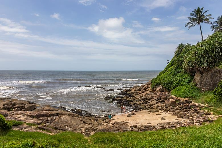 mapa das praias de Itanhaém