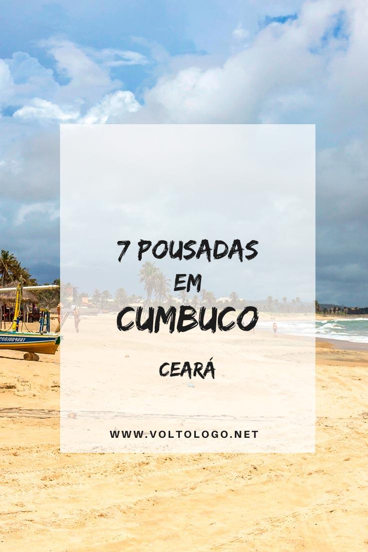 Melhores pousadas na Praia de Cumbuco, no Ceará: Dicas de resorts, hotéis, pousadas e hostels para se hospedar no Cumbuco.