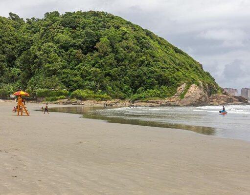 melhores praias de Itanhaém