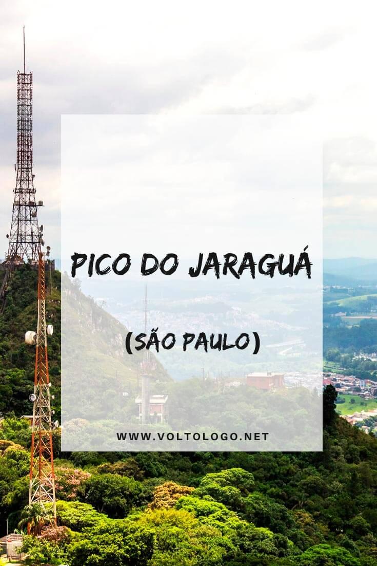 Pico do Jaraguá, em São Paulo: Dicas práticas para você organizar o seu passeio! [Onde fica, como chegar, trilha e outras informações sobre o Parque Estadual Jaraguá]