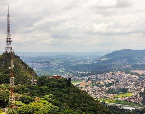 Pico do Jaraguá - SP