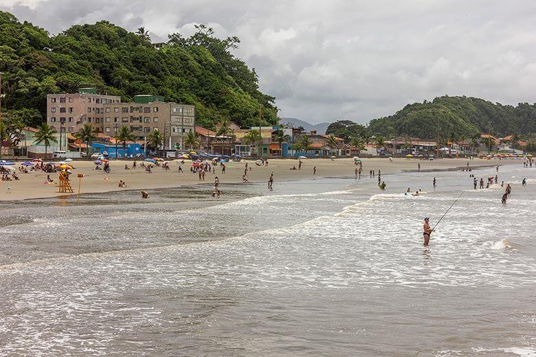 praias para ficar em Itanhaém