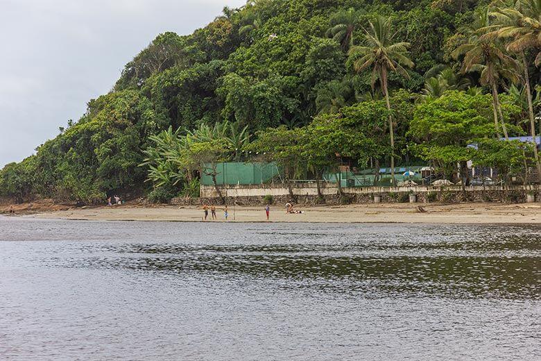 Praia da Saudade - Itanhaém