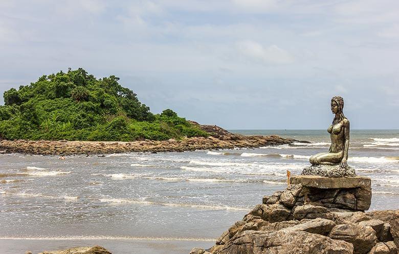 dicas de praias de Itanhaém