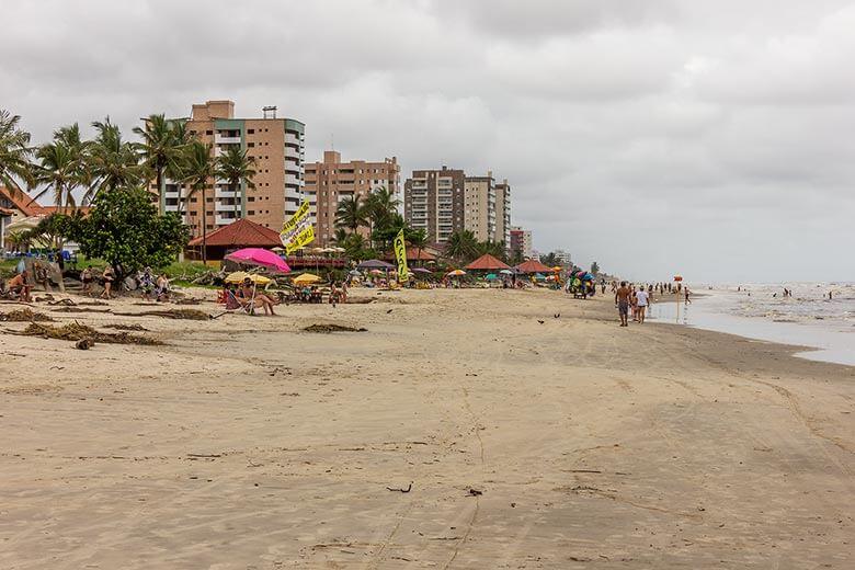 Praia de Itanhaém