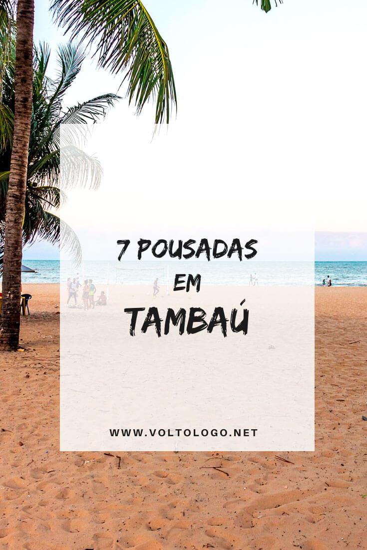 7 melhores pousadas em Tambaú [João Pessoa]