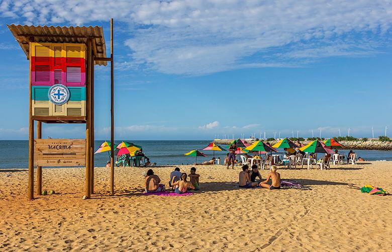 hotéis na Praia de Iracema
