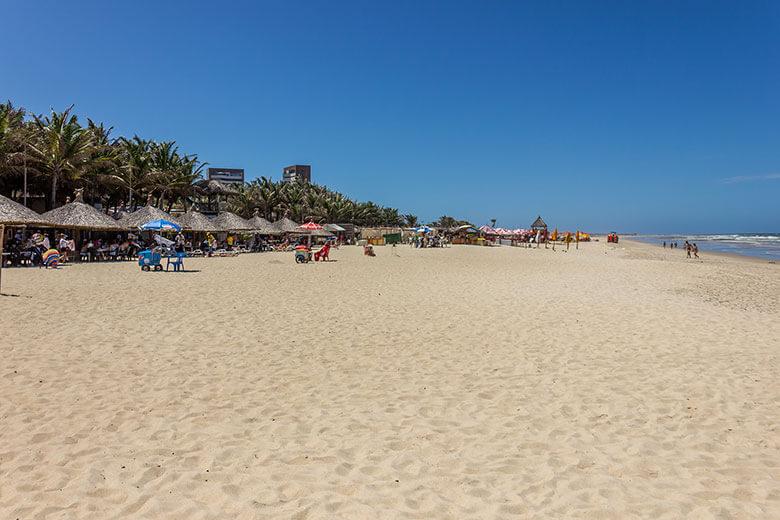 hotéis na Praia do Futuro
