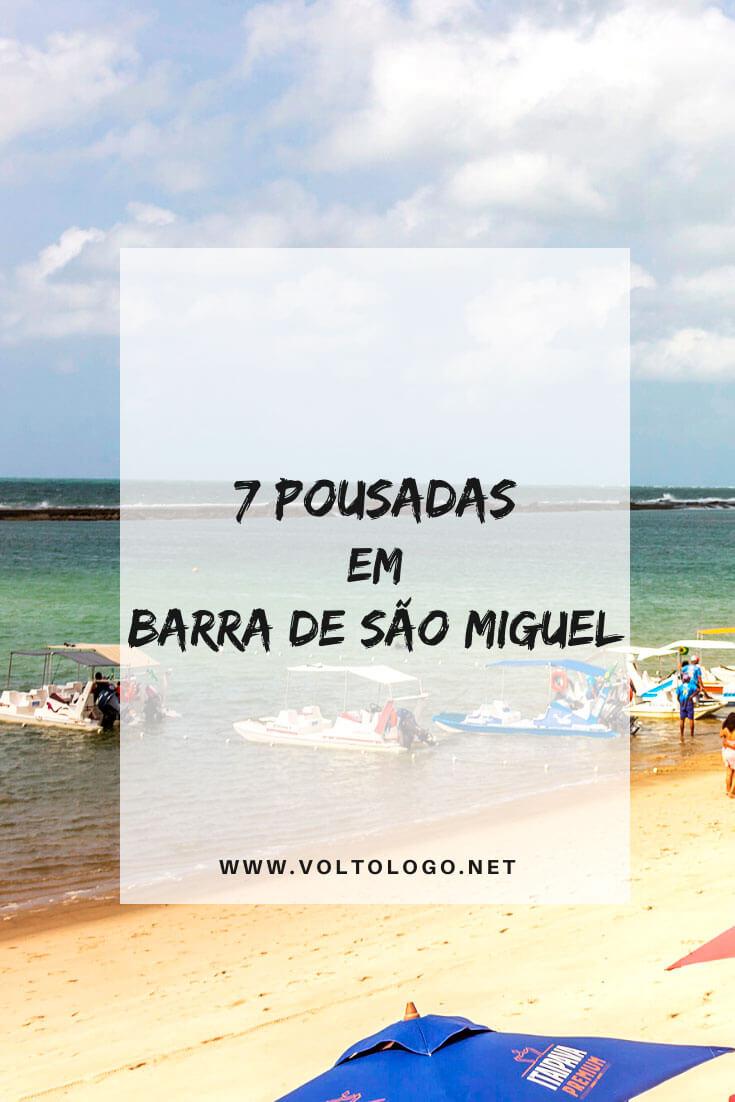 Melhores pousadas em Barra de São Miguel, em Alagoas: Descubra quais são as hospedagens com melhor custo-benefício para a sua viagem pelo litoral alagoano. [Hospedagens de todos os preços para você reservar!]